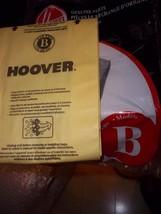1 PC NOS VACUUM CLEANER BAG TYPE B HOOVER OPEN PK 4010103B ALLERGEN FILT... - $5.79
