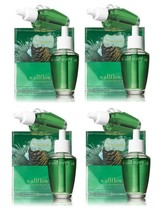 4 White Barn Evergreen Wallflower Home Fragrance Refill 2 Pack (8 Bulbs) - $41.99