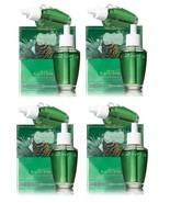 4 White Barn Evergreen Wallflower Home Fragrance Refill 2 Pack (8 Bulbs) - $41.99