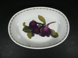 """Rosina Queen's 9½"""" Oval Baker Baking Casserole Dish Plums  - $11.00"""