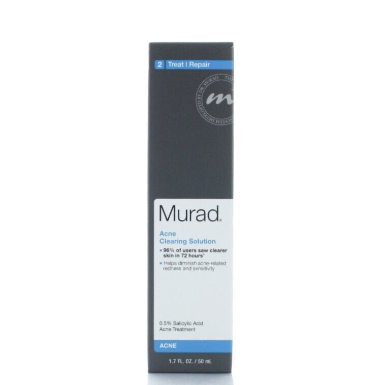 murad acne clearing solution 1.7oz - $29.70