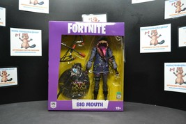 Fortnite Big Mouth - 7″ Premium Action Figure McFarlane Toys - $23.73