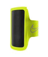 Nike Lightweight Arm Band 2.0 Neongrün - $41.59