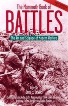 The Mammoth Book of Battles (Mammoth Books) Lewis, Jon E. - $5.69