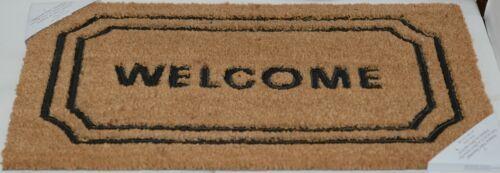Evergreen Enterprises 2RM701 Natural Fiber Welcome Doormat