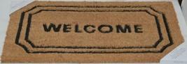 Evergreen Enterprises 2RM701 Natural Fiber Welcome Doormat image 1