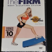 The Firm Body Sculpting System - Total Muscle Shaping Workout DVD New - $6.29
