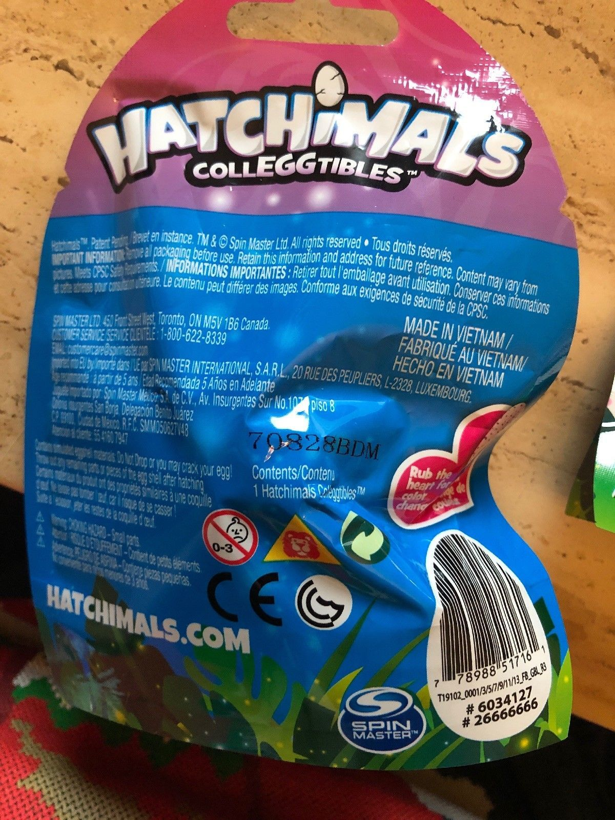 """Hatchimals """"Colleggtibles"""" Mystery Figure 2-Pack Set NEW/Sealed"""
