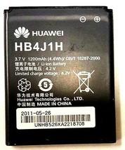 OEM Standard Battery HB4J1H 1200mAh For Huawei Comet IDEOS U8120 U8150 V845 - $4.18