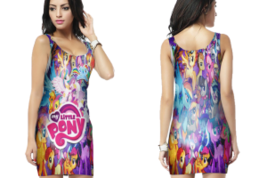 The Little Pony Bodycon Dress - $23.99+