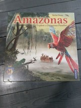 Amazonas by Stefan Dorra Jungle Paradise Board Strategy Game Made Germany - $9.49