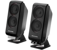 Altec Lansing VS2420 2.0 Music & Gaming Stereo Speaker System (Black) - $98.99