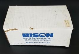 NIB BISON 014-248-1019 AC GEARMOTOR SERIES 248, 115V, 4.21A, 60HZ, 0142481019