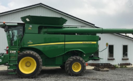 2014 JOHN DEERE S680 For Sale In Hudson, Indiana 46747 image 1