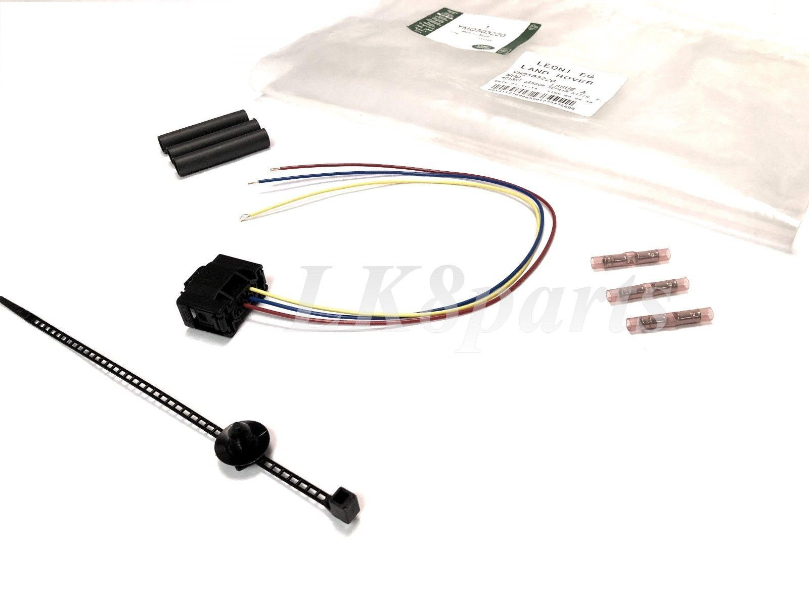 Land Rover Height Sensor Wiring Harness Plug And 50 Similar Items Repair Kit Genuine Ymq503220 New