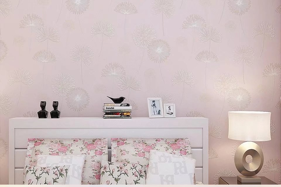 Eco Friendly Non Woven Wallpaper Bedroom And 50 Similar Items