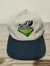 World Bowl XI Glasgow 2003 Reebok Adjustable Strapback Hat NFL Europe Le... - $25.73