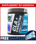 "BPI CLA + CARNITINE Popular Non-Stim Weight Loss ""FREE SHIPPING"" ""2 SIZES"" - $28.98"