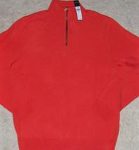 New Mens POLO Ralph Lauren Golf 1/4 Zip Merino Wool Sweater Size L MSRP ... - $65.44