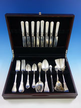 Gem by Schulz and Fischer Sterling Silver Flatware Set 36 pieces California image 3