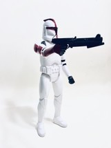 Star Wars Celebration Figurine Hasbro Red Stripped Storm Tropper Accesso... - $8.72