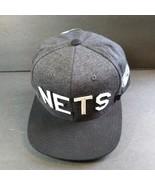 Brooklyn Nets Mitchell & Ness NBA Snapback Hat Cap   - $34.65