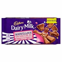 Cadbury Smashables Jelly Popping Candy 180g, 2 Pack - $10.09