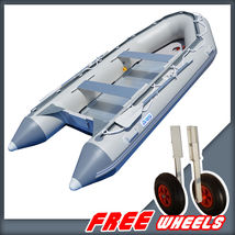 BRIS 14.1ft Inflatable Boat Rescue & Dive Inflatable Power Boat Raft image 1