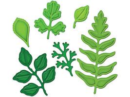 Spellbinders Shapeabilities Foliage Dies #S4-328