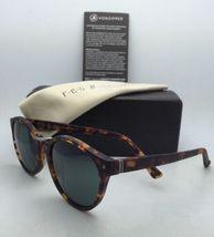 F.C.G. VONZIPPER Sunglasses VZ STAX Tortoise & Pewter Frame w/ Grey-Green Lenses image 6