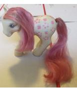 Vintage G1 Gen 1 MLP My Little Pony APPLE DELIGHT Loving Family MOMMY Pony - $13.99