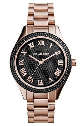 a92533beef74 57. 57. New Michael Kors Women s Norie Rose Gold-Tone Stainless Steel Watch  MK3585 38mm