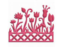 Spellbinders Shapeabilities Flower Box Die #S2-025