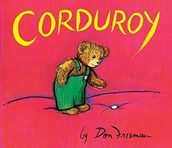 Corduroy: Giant Board Book [Board book] Freeman, Don - $8.25