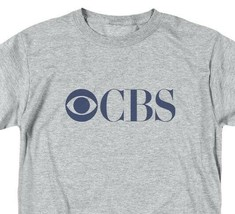 CBS Corporation Retro TV Logo Vintage Classic American English language CBS1661 image 2