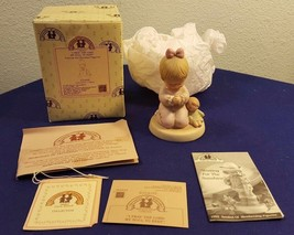 1989 ENESCO Figure Memories Of Yesterday I Pray The Lord My Soul To Keep #523259 - $17.96