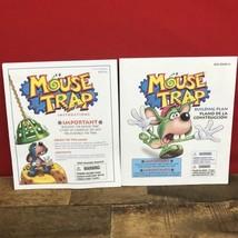 Mouse Trap Game Replacement Part: Instructions & Building Plans - $2.99