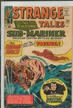 Strange Tales #125 ORIGINAL Vintage 1964 Marvel Comics Sub-Mariner Human Torch - $69.29