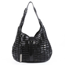 Burberry Textured Leather Hobo Bag - $390.00