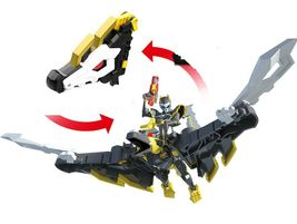 Miniforce Trans Head Vespero Super Dinosaur Power Action FIgure Toy image 5