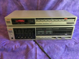 Vintage Studio-Standard by Fisher CA-58 Amplifier & FM-58 AM / FM Stereo... - $284.95