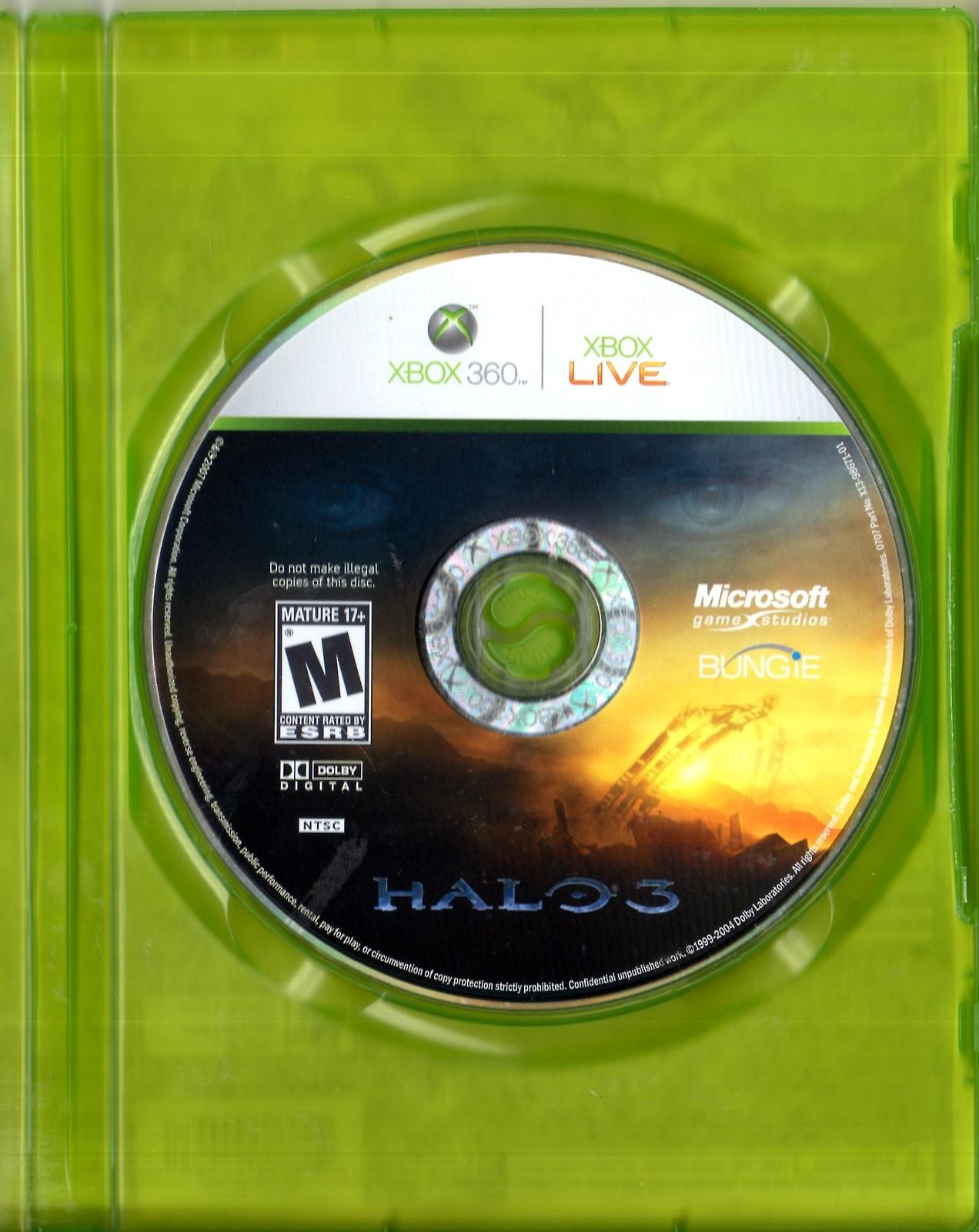 XBox 360 - Halo 3