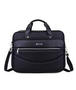 Men Briefcase Handbags Business Messenger Bag PU Male Office Tote Should... - $63.80