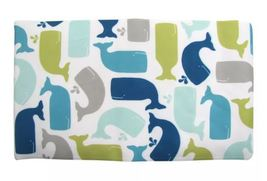 Pillowfort  Kid's Bath mat WHALE PATTERN    -