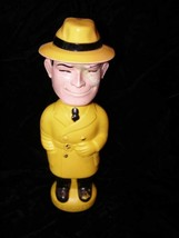 Dick Tracy Soaky Bubble Bath Containers Colgate Imco 1965 Red - $18.99