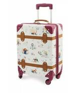 "Disney Store ANIMATORS' COLLECTION ROLLING LUGGAGE 21"" Parks Suitcase NE... - $173.25"