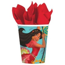 Elena of Avalor 8 9 oz Hot Cold Paper Cups Birthday Party - $4.55