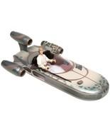 """Star Wars: Luke Skywalker and Landspeeder with mobile """"hovering"""" effect - $51.98"""