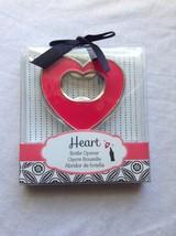Kate Aspen Heart Bottle Opener - $3.79