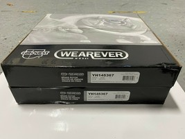 Set of 2 Carquest Brake Rotors Front Ford Expedition Lincoln Navigator 2003-2006 image 2